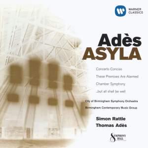 Adès: Asyla, etc. Product Image