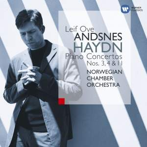 Haydn: Keyboard Concertos No. 3, 4 and 11 Product Image