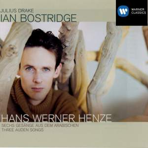 Henze, H: Six Songs from the Arabian, etc.