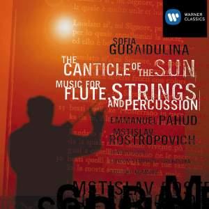 Gubaidulina: The Canticle of the Sun, etc.