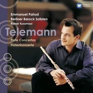 Telemann: Chamber Works