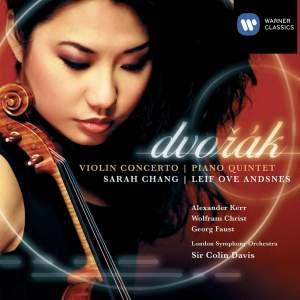 Dvorak: Violin Concerto & Piano Quintet