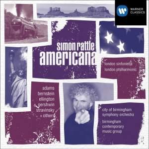 Simon Rattle - Americana