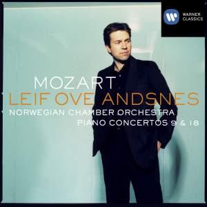 Mozart - Piano Concertos Nos. 9 & 18