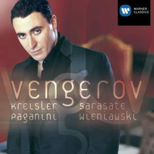 Vengerov - Virtuoso Violin Works