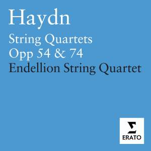 Haydn - String Quartets Op. 54 and 74