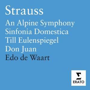Strauss, R: Eine Alpensinfonie, Op. 64, etc.