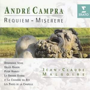 Campra - Requiem & Miserere
