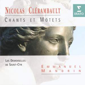 Clérambault - Chants et Motets pour la Royale Maison de Saint-Louis Product Image