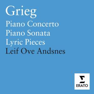 Grieg: Poetic tone pictures Nos. 4-6, etc.