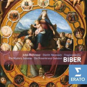 Biber: The Rosary Sonatas Product Image