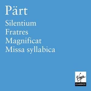 Avro Pärt - Choral Works