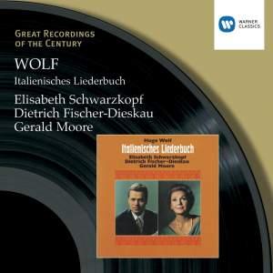 Wolf, H: Italienisches Liederbuch (46 songs, complete)