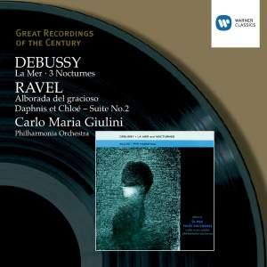 Debussy: La Mer, etc.