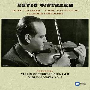 Prokofiev: Violin Concertos Nos. 1 & 2 Product Image
