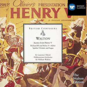 William Walton - Henry V Product Image