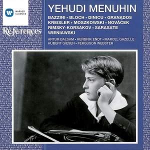 Menuhin - Violin Encores