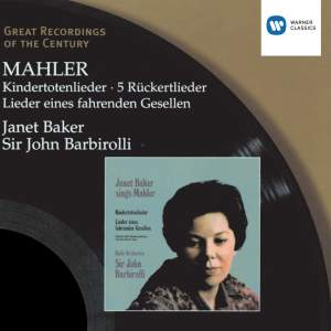 Mahler: Song Cycles Product Image