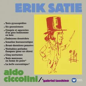 Satie: Works for Piano