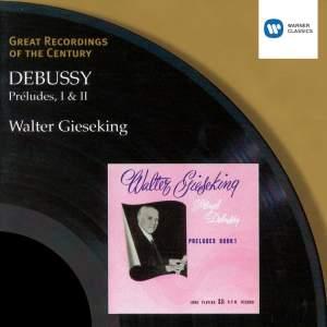 Debussy: Préludes - Books 1 & 2