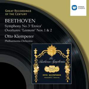 Beethoven: Symphony No. 3 in E flat major, Op. 55 'Eroica', etc.