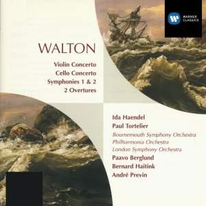 Walton: Portsmouth Point Overture, etc.