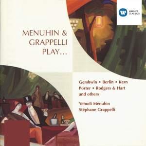 Yehudi Menuhin & Stéphane Grappelli play…