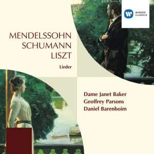Mendelssohn: Lieder, etc.