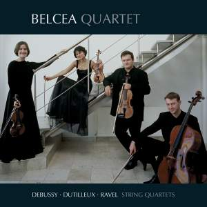 Debussy, Ravel and Dutilleux: String Quartets