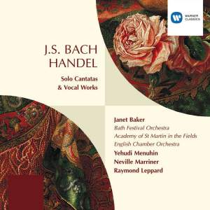 Bach & Handel: Solo Cantatas & Vocal Works