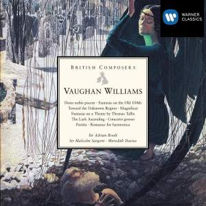 Vaughan Williams: Dona Nobis Pacem Product Image