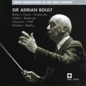 Sir Adrian Boult