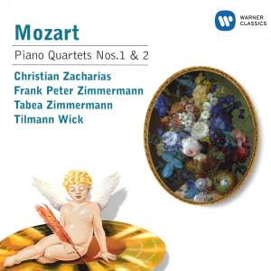 Mozart: Piano Quartet No. 1 in G minor, K478, etc.