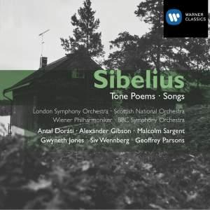 Sibelius - Tone Poems & Songs