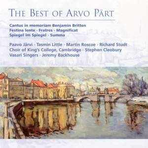 The Best Of Arvo Pärt