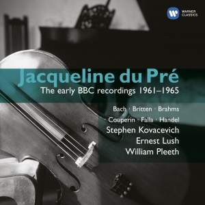 Jacqueline du Pré - Her Early BBC Recordings (1961-65)