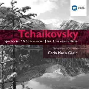 Tchaikovsky - Symphonies & Overtures