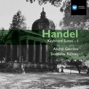 Handel - Keyboard Suites I