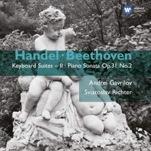Handel - Keyboard Suites II