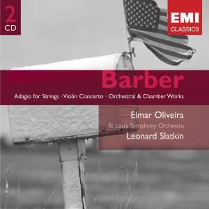 Barber - Orchestral Works