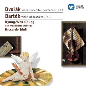Dvorak: Violin Concerto in A minor, Op. 53, etc.