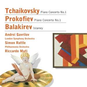 Prokofiev: Piano Concerto No. 1 in D flat major, Op. 10, etc.