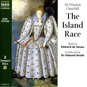 Sir Winston Churchill: The Island Race (abridged) Product Image