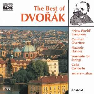 The Best of Dvorak Product Image
