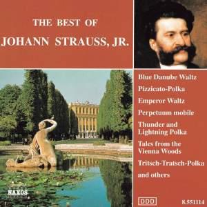 The Best of Johann Strauss, Jr. Product Image
