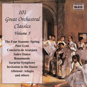 101 Great Orchestral Classics Vol. 5 Product Image