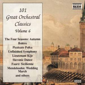 101 Great Orchestral Classics, Vol. 6 Product Image