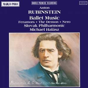 Rubinstein: Ballet Music Product Image