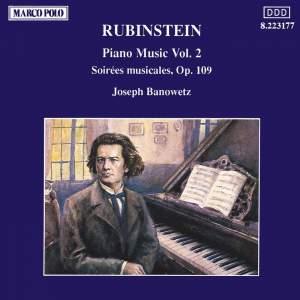 Rubinstein: Piano Music Vol. 2 Product Image