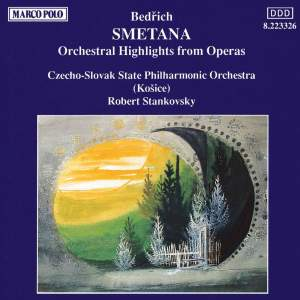 Smetana: Orchestral Highlights from the Operas Product Image
